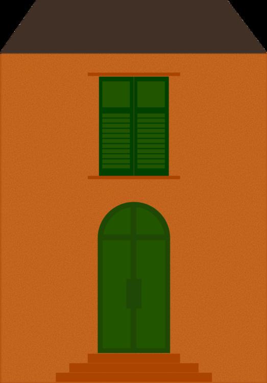 Shed,Angle,Green