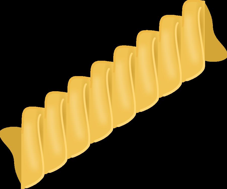 Yellow,Hand,Pasta