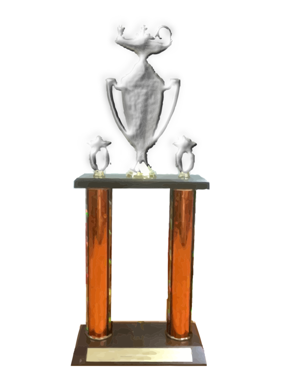 Trophy,Table,Award