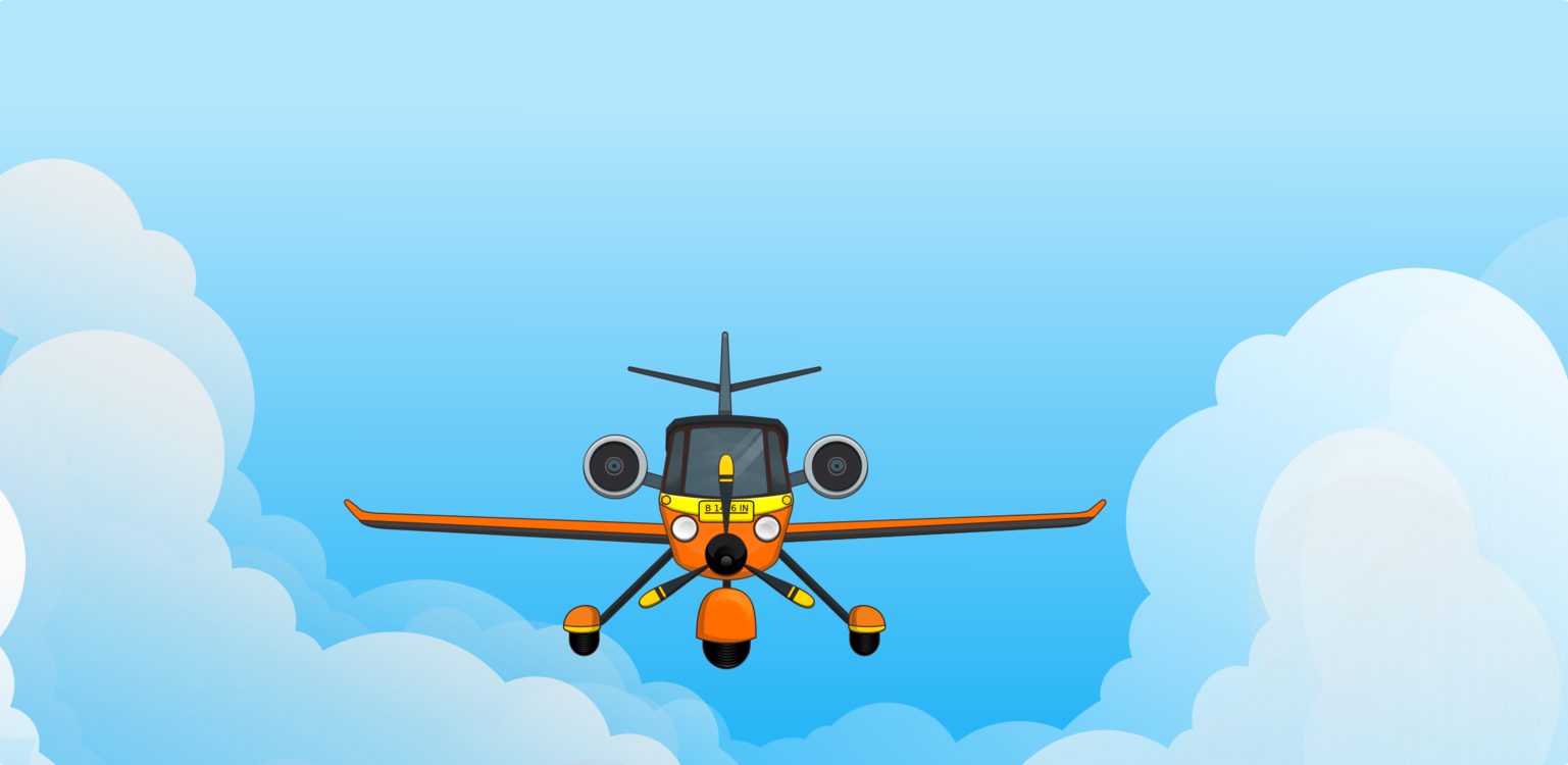 Blue Line Flight Png Clipart Royalty Free Svg Png