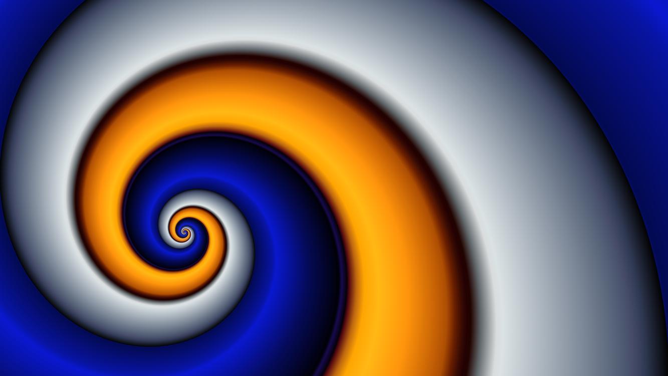 Blue,Close Up,Fractal Art