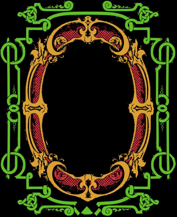Picture Frames Color Green Film frame Download free commercial ...