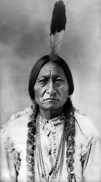 Monochrome Photography,Tribal Chief,Elder