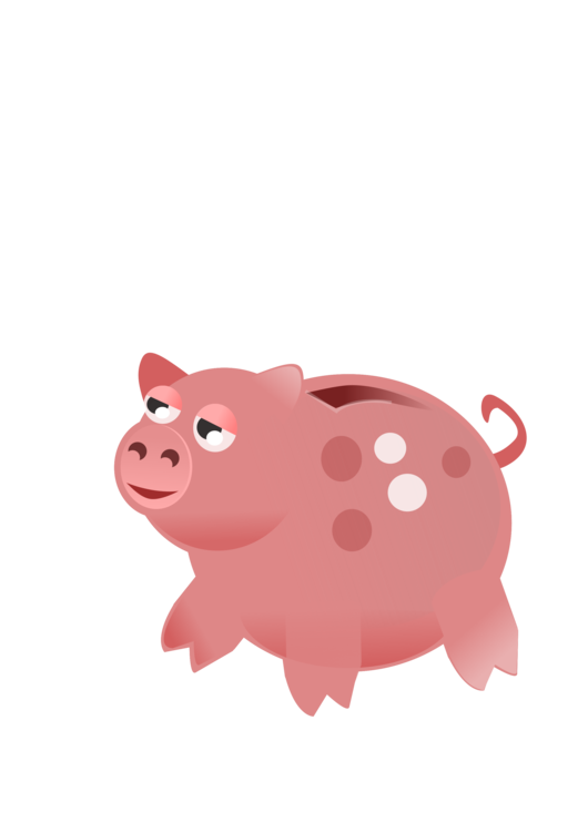 Pink,Snout,Pig Like Mammal