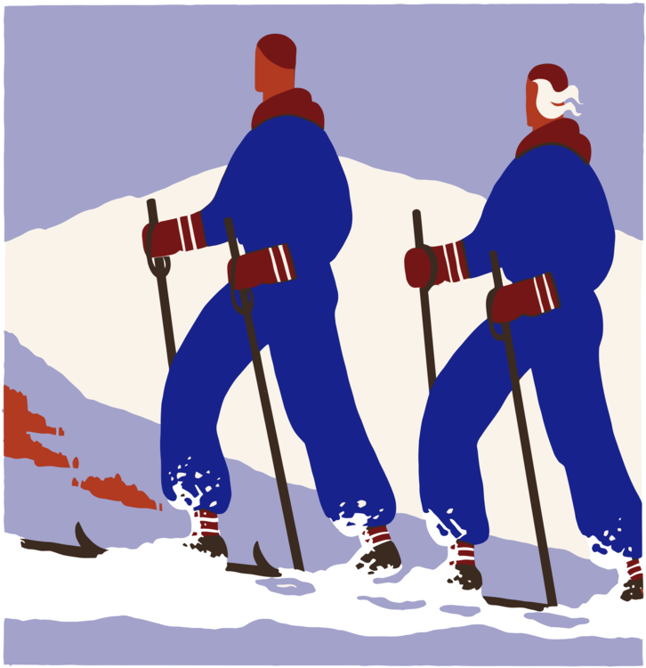Recreation,Area,Ski Pole