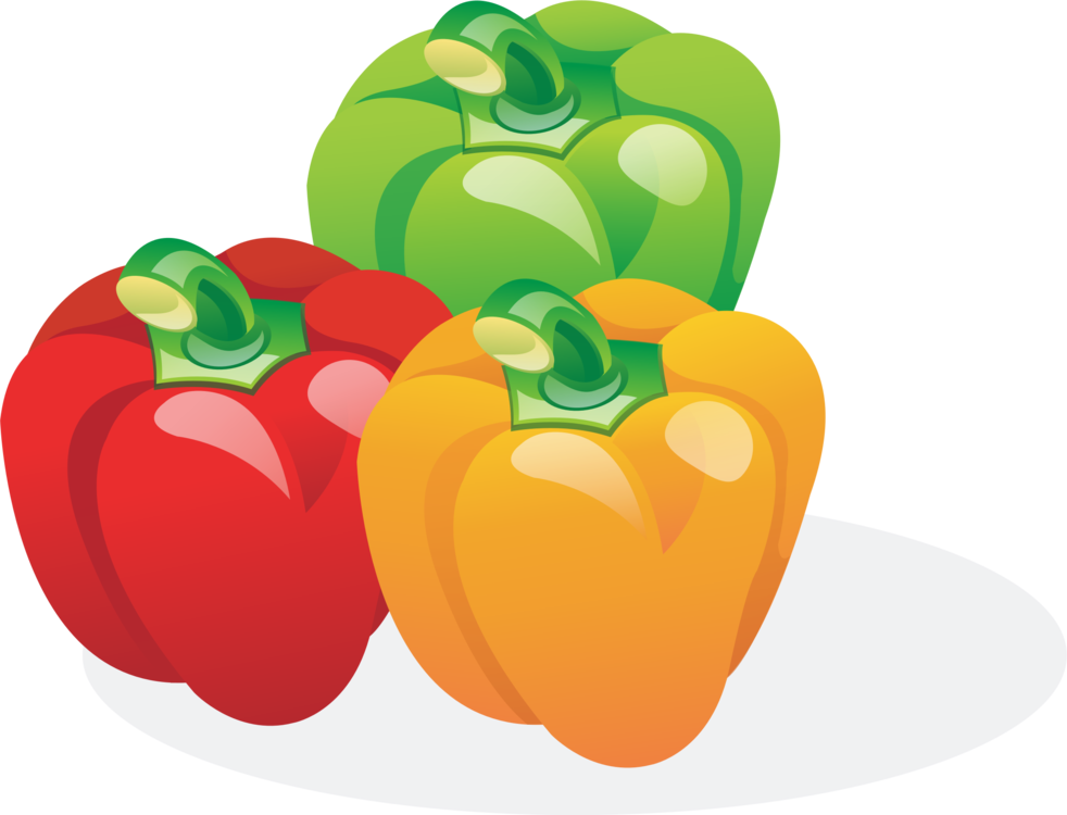 Heart,Bell Pepper,Apple