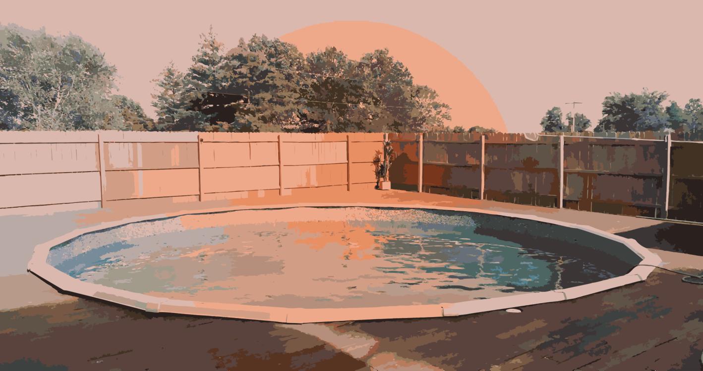 Estate,Fence,Area