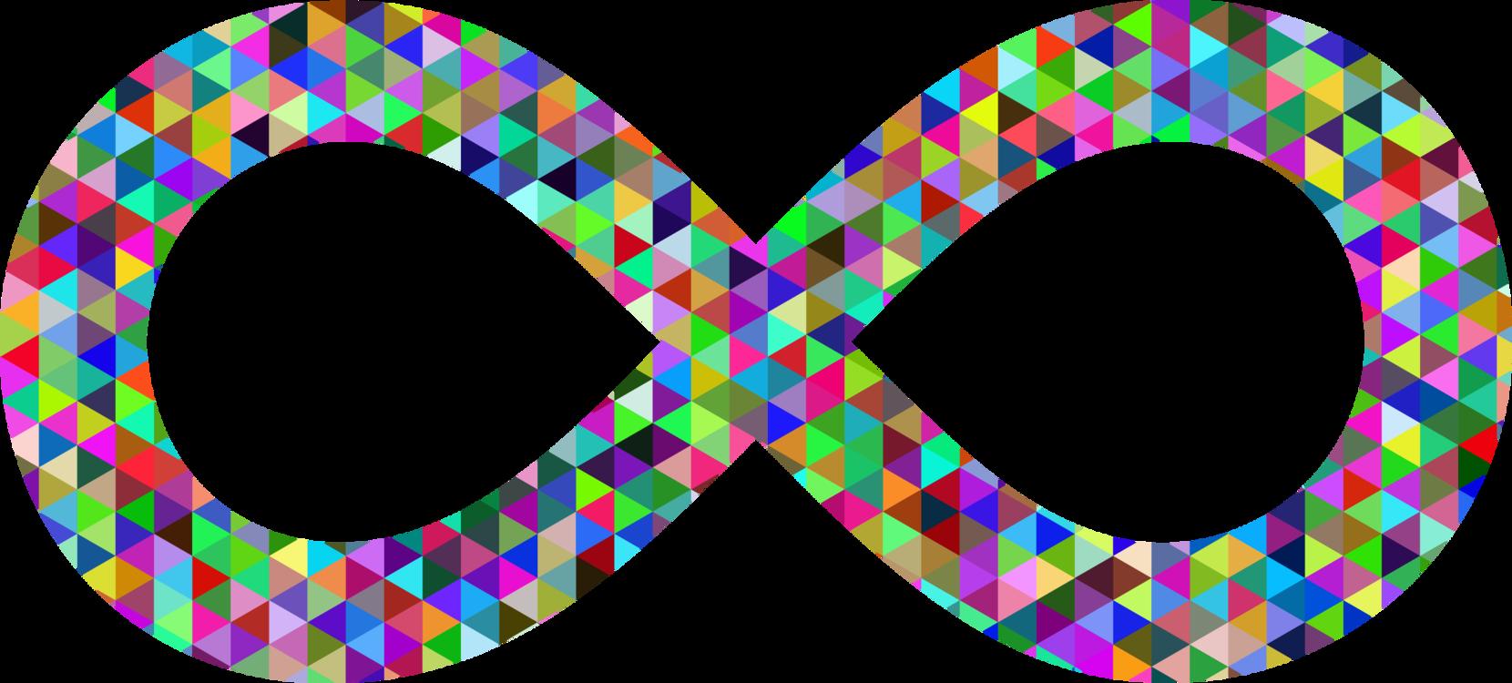 Line,Circle,Infinity Symbol