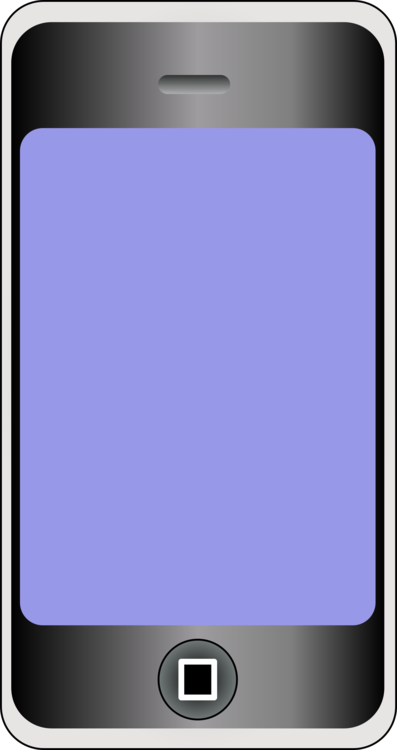 Blue,Smartphone,Angle