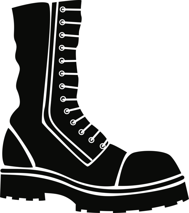 Walking Shoe,Monochrome Photography,Boot