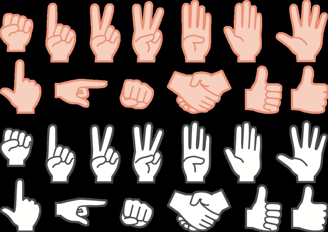 Line Art,Head,Thumb