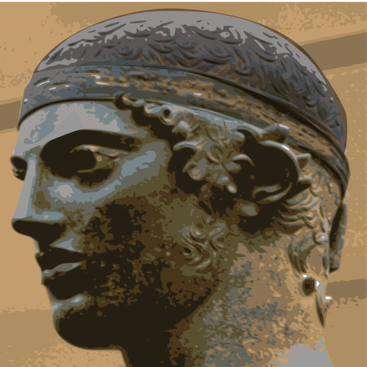 Classical Sculpture,Head,Stone Carving