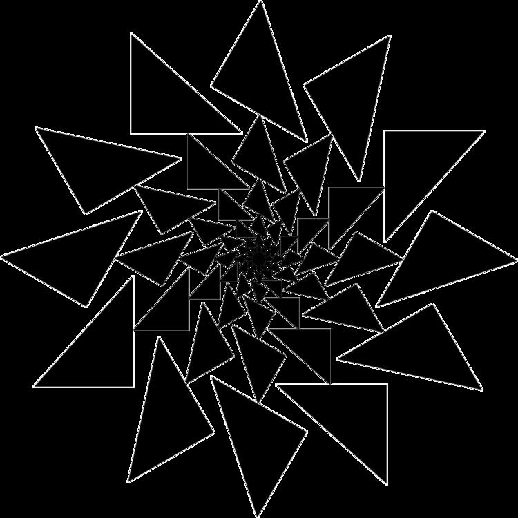 Triangle,Star,Symmetry