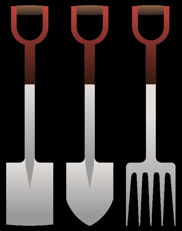 Spade Garden Fork Gardening Forks Tool
