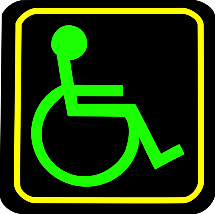 Disability Disabled Parking Permit Accessibility Sign International