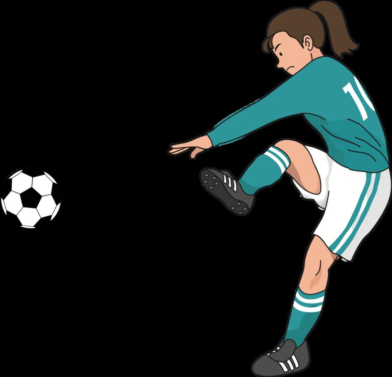 Football player Tile Women's association football