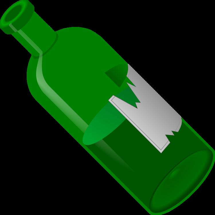 Green,Bottle,Grass