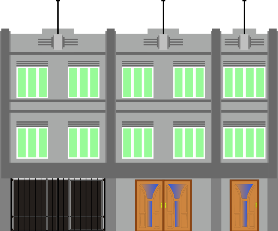 Building,Elevation,Symmetry
