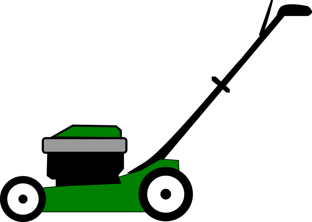 Image result for mowing the lawn clip art