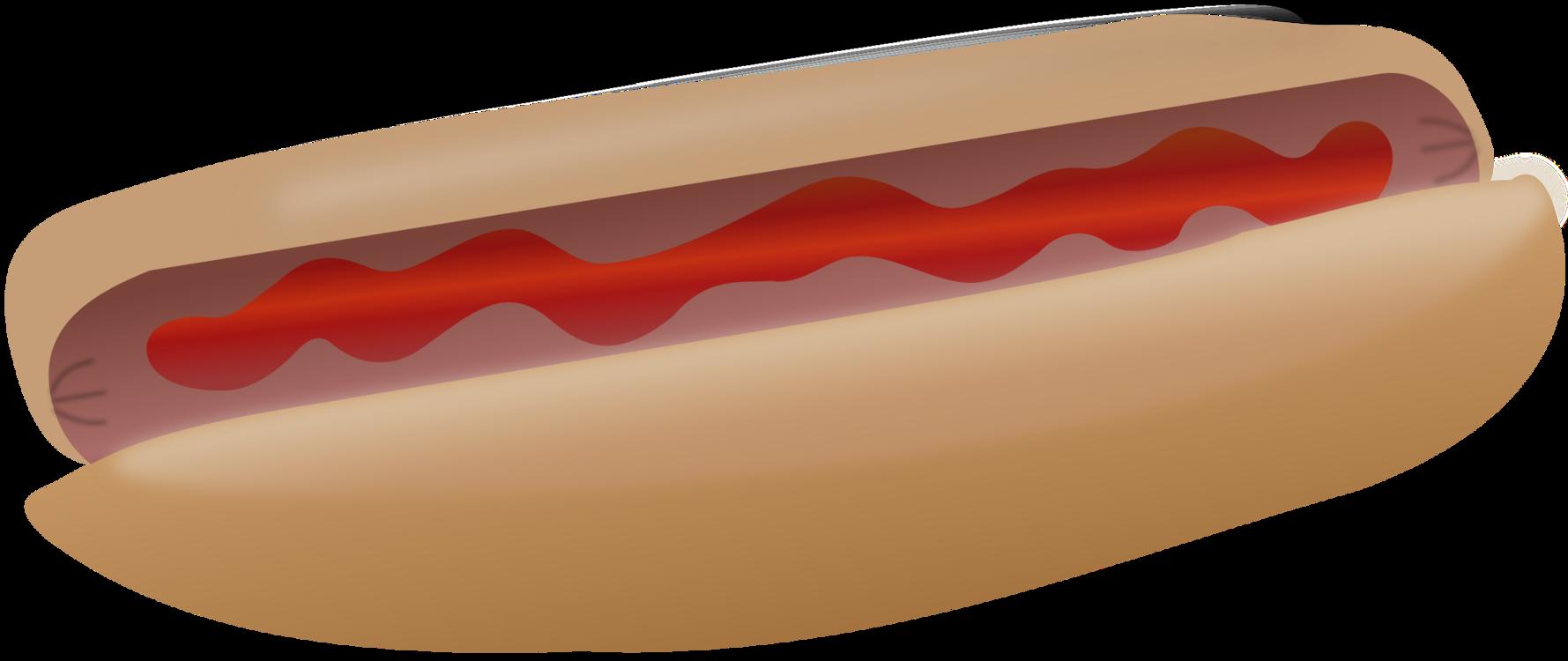 Hot Dog,Frankfurter Würstchen,Hot Dog Bun