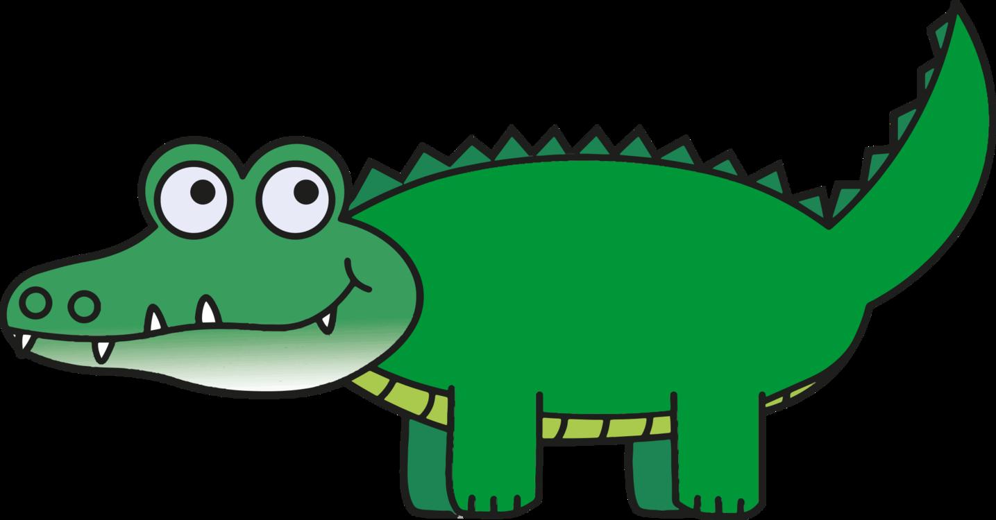 Alligators Crocodile Cartoon CC0 - Reptile,Artwork,Frog ... - photo#29