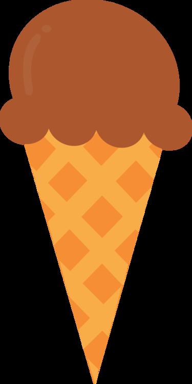Food ice cream. Cones chocolate cc