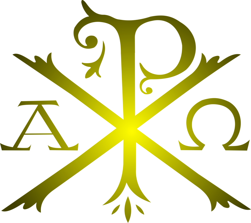 Chi Rho Symbol Christian Cross Free Commercial Clipart Chi Rhorho