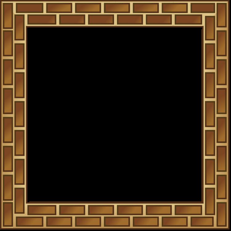 Picture Frame,Brickwork,Square