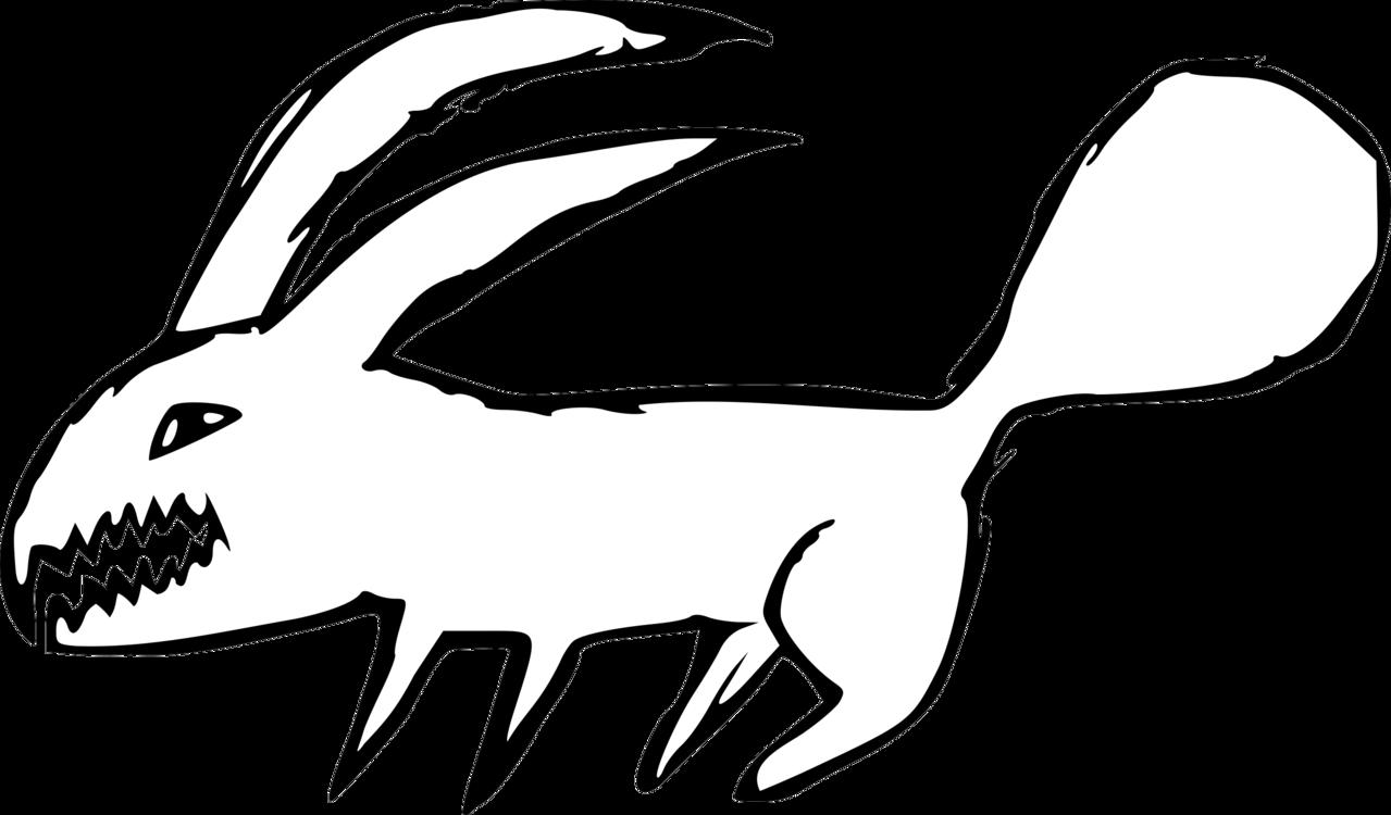 Rabits And Hares,Monochrome Photography,Carnivoran