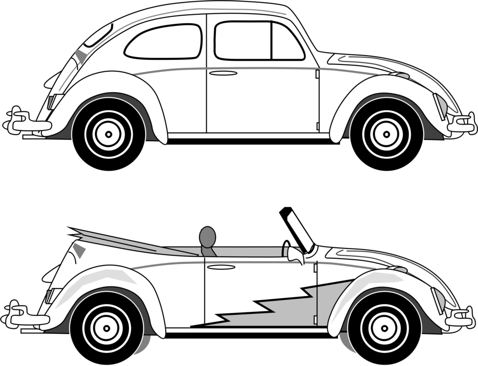 Classic Car,Volkswagen Beetle,Automotive Exterior