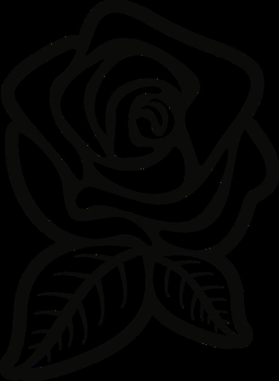 Line Art,Plant,Flower