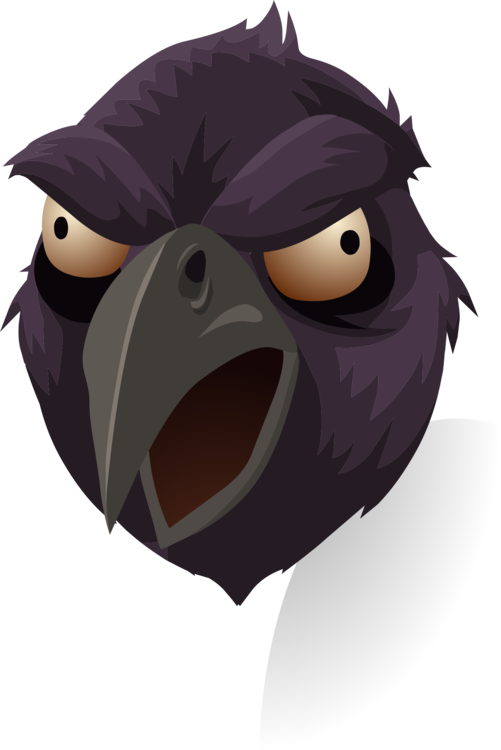 Flightless Bird,Purple,Bird Of Prey