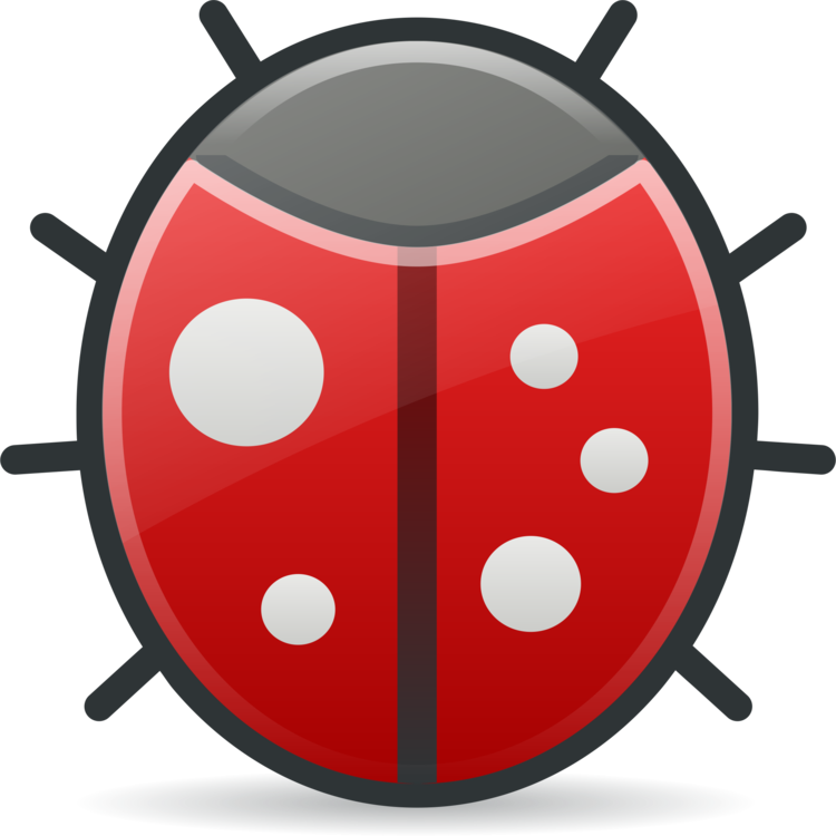 Ladybird,Insect,Red