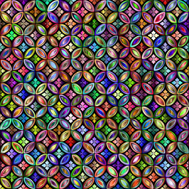 Floral Design Art Software Design Pattern Kaleidoscope Symmetry Cc0