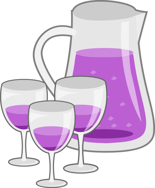 Champagne Stemware,Purple,Drinkware