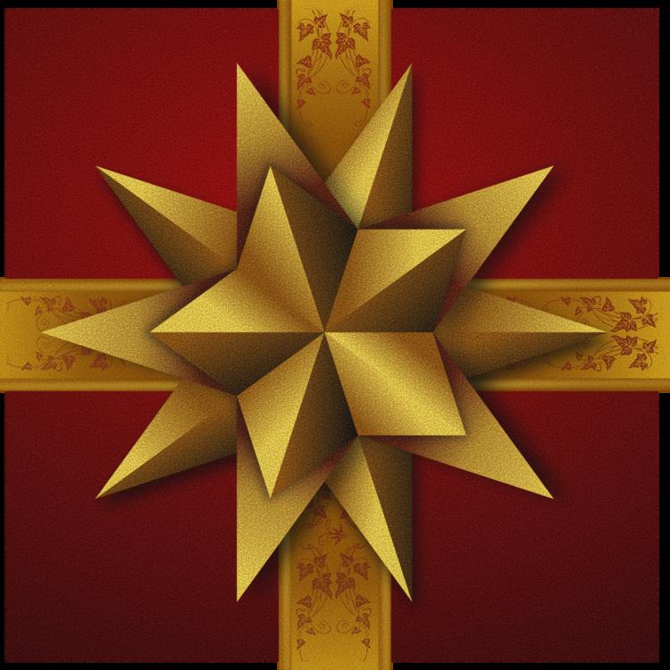 Star,Symmetry,Yellow