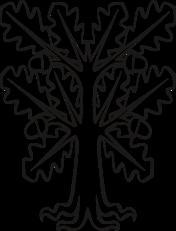 Leaf Branch Oak Tree Plant Stem Free Commercial Clipart