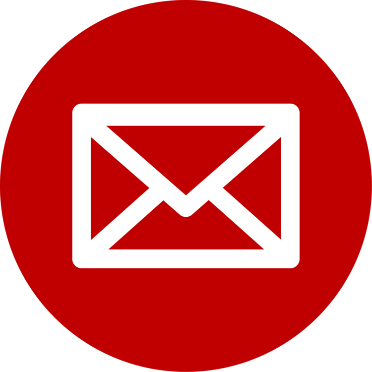 Email Address Computer Icons Signature Block Persian Red Free