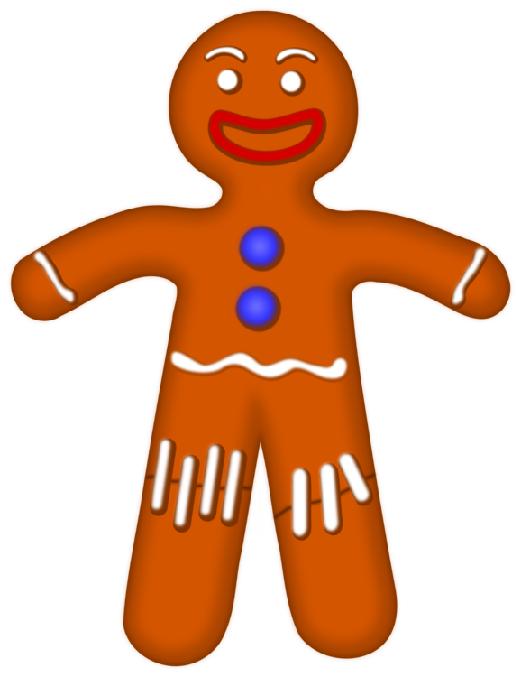 the gingerbread man biscuits free commercial clipart gingerbread rh kisscc0 com Free Clip Art of Snowmen Free Reindeer Clip Art