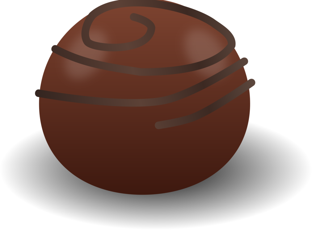 Sphere,Chocolate,Chocolate Truffle