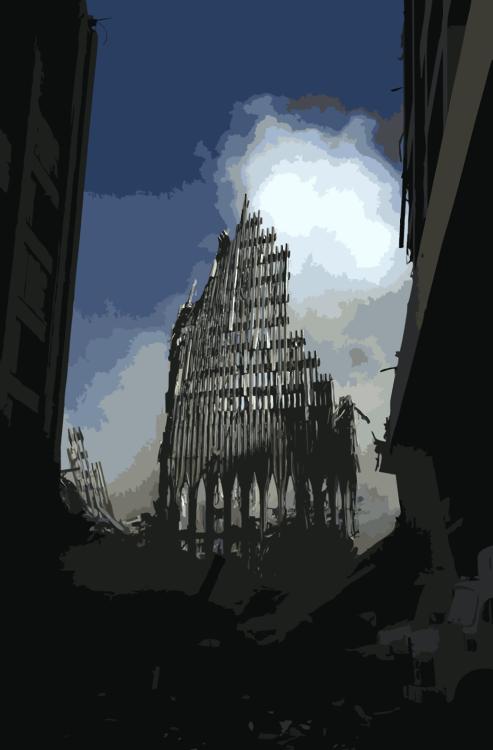 Building,Metropolis,Sky