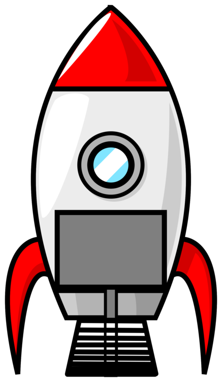 Rocket launch Spacecraft Saturn V Computer Icons CC0 - Line,Artwork