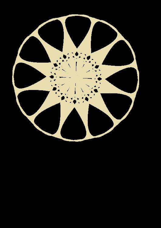 White,Line,Circle