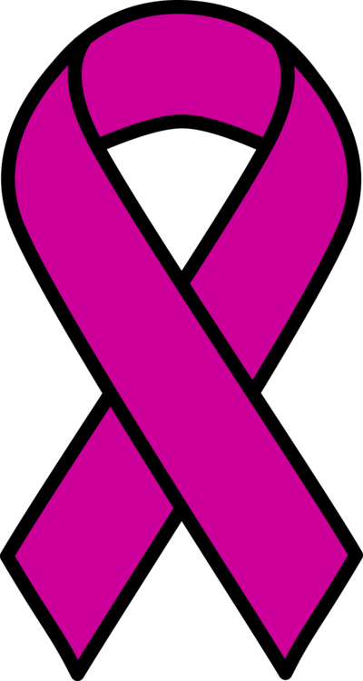 Awareness Ribbon Ovarian Cancer Pink Ribbon Breast Cancer Free