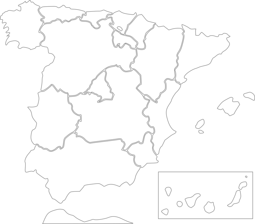 Spain Drawing City Map United States Free Commercial Clipart Spain
