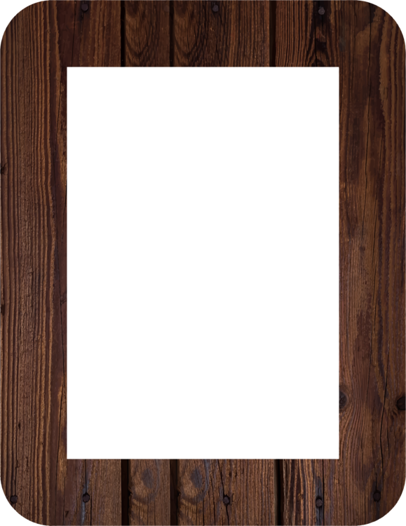 Picture Frames Wood Mirror Tree Drawing free commercial clipart ...
