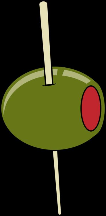 Green,Line,Martini