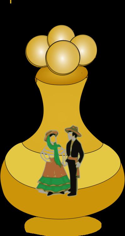 Trophy,Yellow,Music