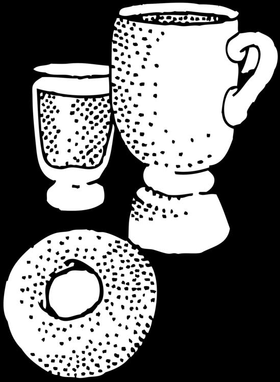 Line Art,Head,Cup