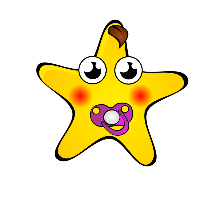 Star Cartoon Drawing Infant Child